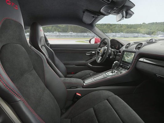 2019 Porsche Boxster GTS Roadster